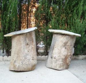 Colmenas de tronco