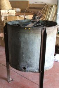Extractor tangencial de miel