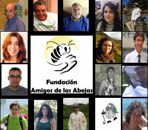 Imagen Mosaico Patronato Fundación Amigos de las Abejas