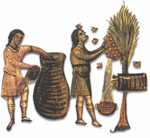 antigua-apicultura