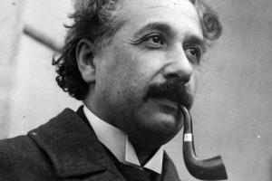 Albert-Einstein joven